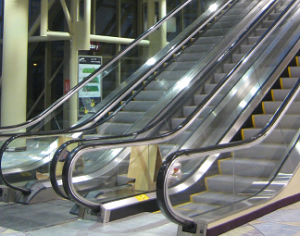 Image of Triple Escalators